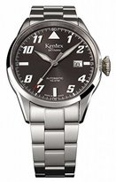 Kentex SKYMAN pilot Men's Automatic Black Dial Watch S688X-14