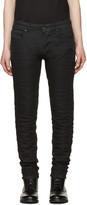Diesel Black Gold Black Knitted Type-2628 Jeans