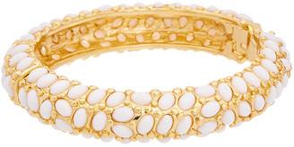 Kenneth Jay Lane 22K Plated Bracelet