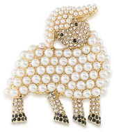 Carolee Pin Me Lamb Pin