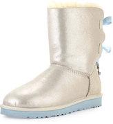 UGG I Do! Bailey Bling-Bow Boot, White