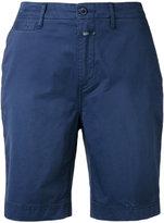 Closed chino shorts - women - Cotton/Spandex/Elastane - 27
