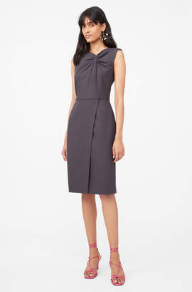 Rebecca Taylor Tailored Gabardine Suiting Dress