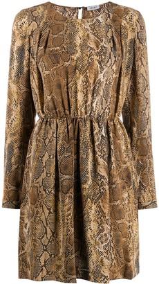 Liu Jo Snake Print Dress