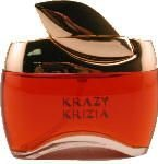 Krizia Krazy Perfume by for Women. Eau De Parfum Splash 3.4 Oz / 100 Ml.