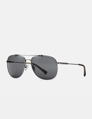 Coach Wire Frame Navigator Sunglasses
