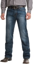 Rock & Roll Cowboy Pistol Jeans - Low Rise, Regular Fit, Straight Leg Jean (For Men)
