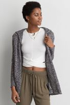 American Eagle Outfitters AE Open Knit Cardigan
