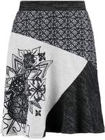Smash Wear BRIO Aline skirt black