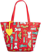 Marc Tetro Cut Out Tote