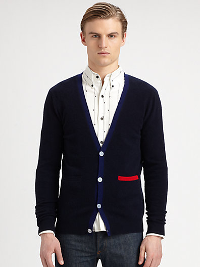 Band Of Outsiders Classic Cardigan