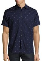 Howe Printed Cotton Shirt
