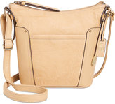 Giani Bernini Sandalwood Bucket Crossbody, Only at Macy's