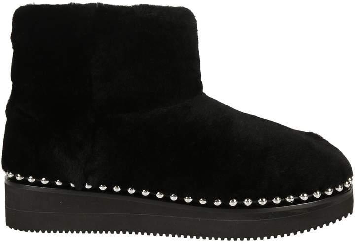 Alexander Wang Yumi Shearling Boots