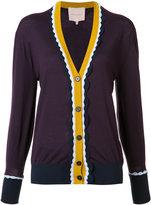 Roksanda trim cardigan - women - Wool - S