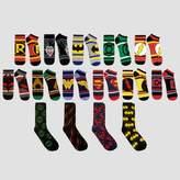 DC comic socks