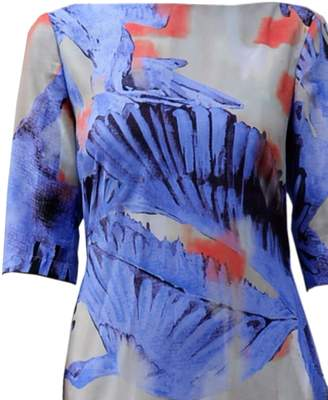 Clara Kaesdorf Shift Dress Bird