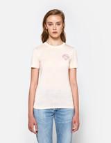Perrin Lyocell T-shirt with Seashell