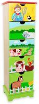 Teamson Fantasy Fields 5-Drawer Chest in Happy Farm