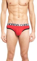 Andrew Christian Men's Retro Show-It Briefs