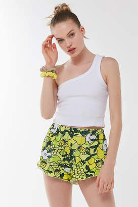 Urban Outfitters Printed Dolphin Short