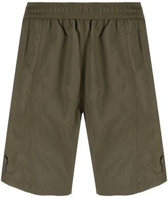 Ami de Coeur long swim shorts