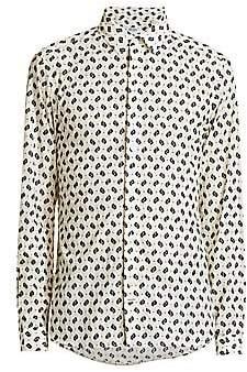 Kenzo Men's IKat Long-Sleeve Slim Dress Shirt