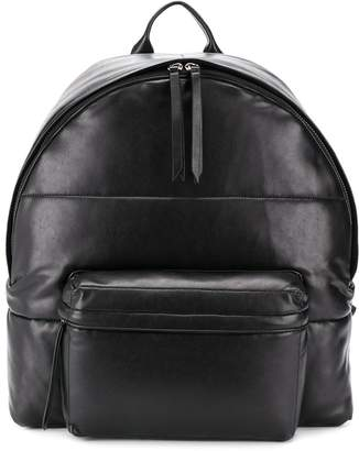 Ermanno Scervino quilted effect backpack