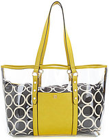 Kate Landry Clear Tote