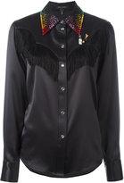 Marc Jacobs embellished Western shirt