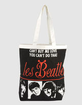 THE BEATLES Large fabric bags