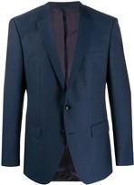 BOSS slim-fit suit jacket
