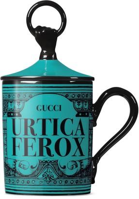"Gucci ""Urtica Ferox"" hand and ring mug"
