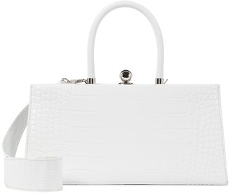 Ratio et Motus Exclusive to Mytheresa Sister croc-effect leather tote