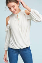 Maeve Liesel Ruffled Blouse