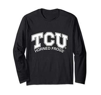 NCAA TCU Horned Frogs Women's Long Sleeve 49TCU-1