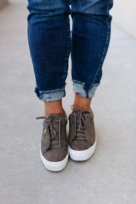 Keds Rise Metro Nubuck Sneaker - Olive