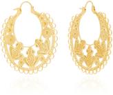 Mallarino Mariana Hoop Earrings