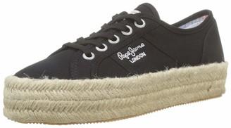Pepe Jeans Women's ABERSUN Basic (Grecia) Sneaker