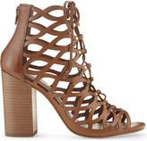 Aldo Edigolia leather heeled sandals