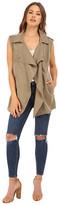 Brigitte Bailey Isabelle Trench-Style Vest