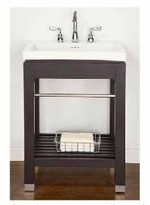 "New York 21"" Single Bathroom Vanity Base Only Empire Industries"