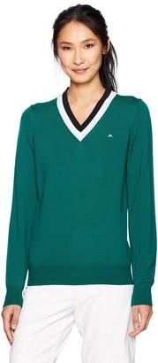 J. Lindeberg Women's W Amy True Merino Sweater