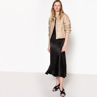 La Redoute Collections Ruffled Hem Maxi Skirt