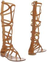 Grey Mer Toe strap sandals - Item 11246755