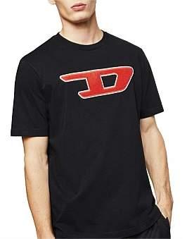 Diesel T-Just-Division-D T-Shirt