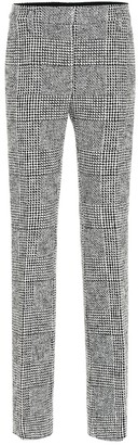 Dorothee Schumacher Checked Comfort high-rise pants