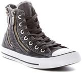 Converse Chuck Taylor All Star Dual Zip Hi-Storm Wind Sneaker (Women)