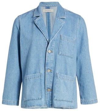 TRAVE Ingrid Denim Blazer