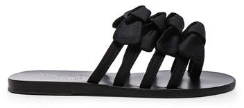 Ancient Greek Sandals Satin Hara Sandals